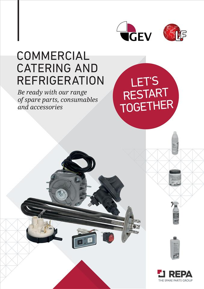 Commercial Catering and Refrigeration 05/2020