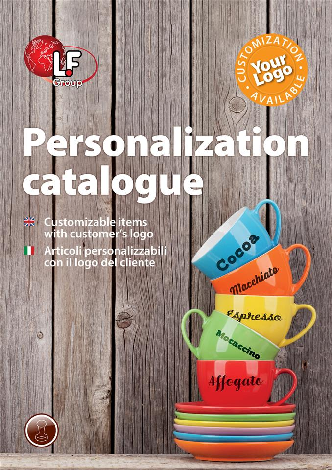 Personalization catalogue 09/2019