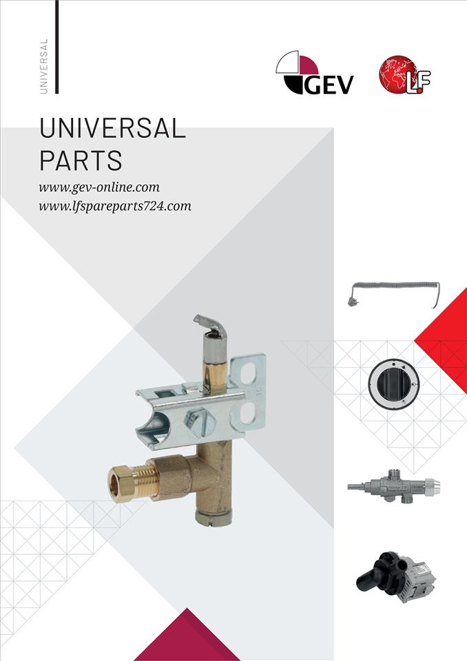 Universal parts 10/2019