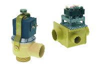 Outlet solenoid valves and accessories