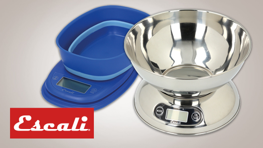 Find out all about the new line of Escali scales