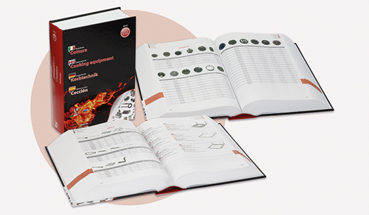 Cooking equipment catalogue 2015