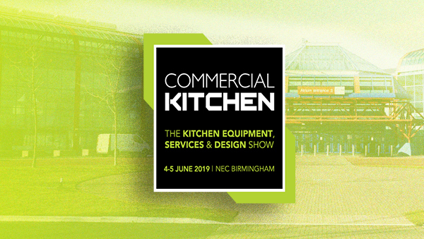 LF and CCS exhibiting at the Commercial Kitchen Show 2019